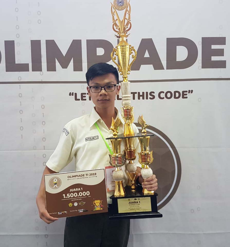 Juara 1 OLIMPIADE TI - LET'S KILL THIS CODE