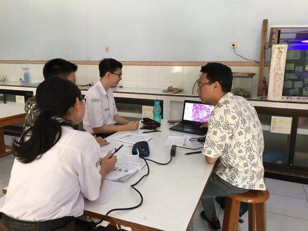 Bimbingan Intensif Persiapan KSN (Kompetisi Sains Nasional)