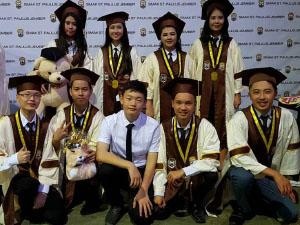 Graduasi SMAK St Paulus