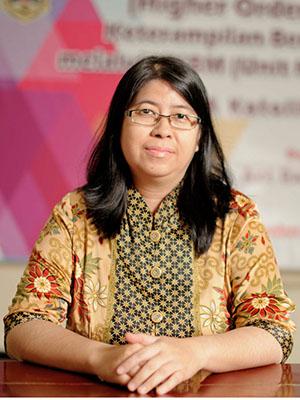 Maria Mugi Susanti, A.Md.