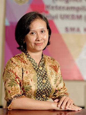 E. Tri Rahayu Sulistiyani, S.Si.