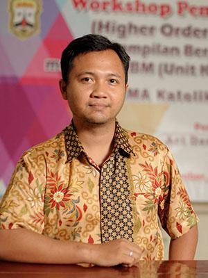Alosius Danang Tri P. W, S.E.