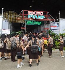 EXPO PT/LKP ke-21 SMAK St Paulus