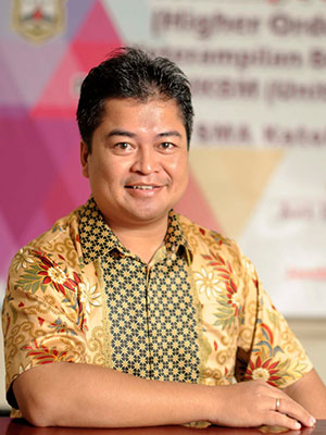 Alexander Sulistiawan .J, S.Pd.