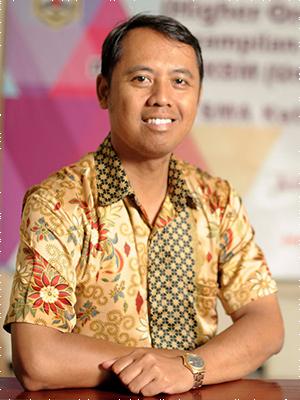 Ignatius Budiyono, S.Pd., M.Si.