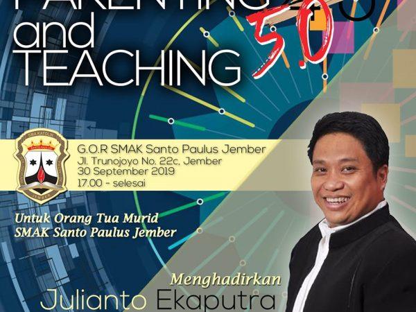 Parenting & Teaching 5.0