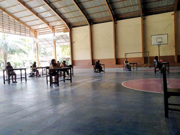 Rapat Kelulusan Murid Kelas XII