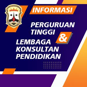 Informasi Perguruan Tinggi dan Lembaga Konsultan Pendidikan 2