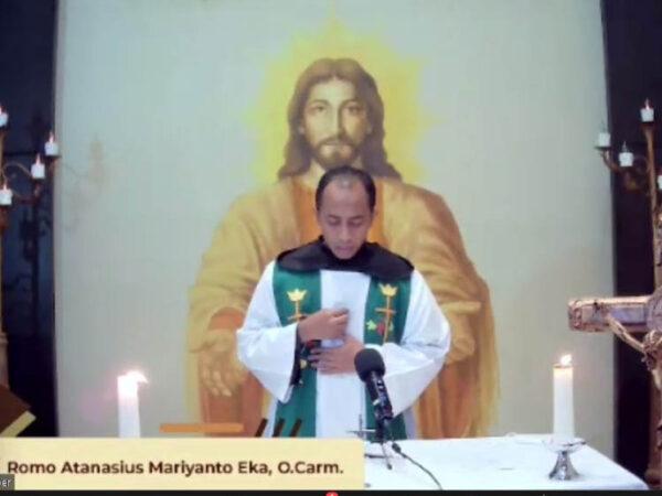 Doa Virtual Lintas Agama