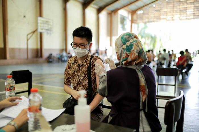 Sediakan Layanan Vaksin bagi Murid